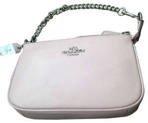 Coach Coach Wristlet With Chain