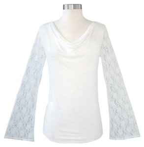 Star Vixen Top Ivory
