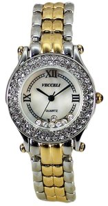 Vecceli Italy Vecceli Italy Fashion Ladies Watch L-518W-G