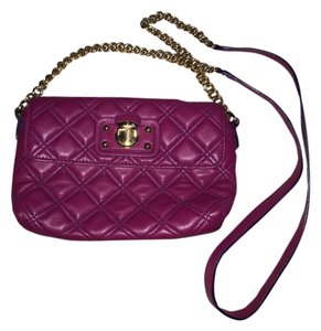 Marc Jacobs Pink Cross Body Bag