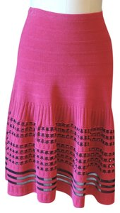NIC+ZOE New Skirt hot pink