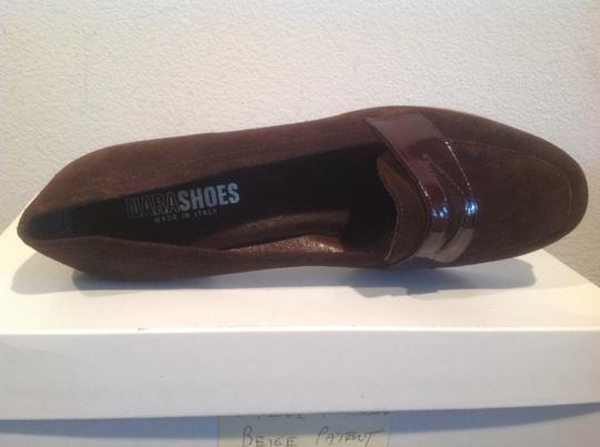 Mara shoes 3 Colors PRICE REDUCTION NEW Brown Suede leather lining tan platform Pumps
