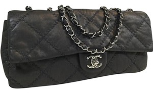 Chanel Ultimate Stitch Handbag Flap Shoulder Bag