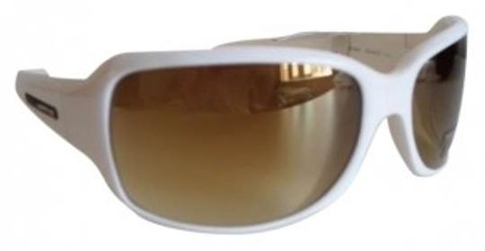 Optic Nerve New with tags! Optic Nerve white Buddah sunglasses w/case