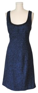 Rebecca Taylor Scoop Neck Sheath Dress