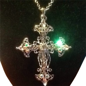 Stunning Crystal Avenue Cross