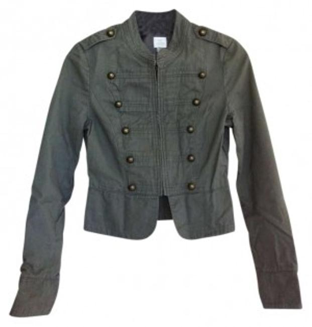 Preload https://item1.tradesy.com/images/lc-lauren-conrad-olive-miltary-jacket-size-0-xs-132390-0-0.jpg?width=400&height=650