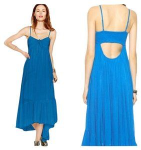 Mosaic blue Maxi Dress by Free People
