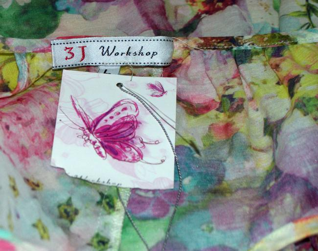 3 j workshop Top Red / Pink / Green / Yellow