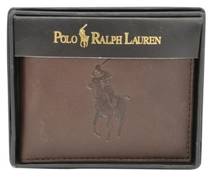 Ralph Lauren brown Clutch
