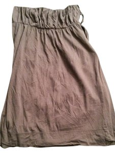 Cynthia Steffe short dress Brown Tube Sundress on Tradesy