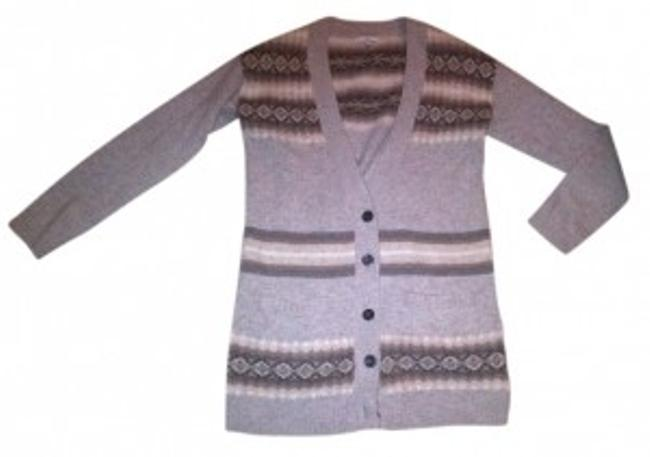 Preload https://item4.tradesy.com/images/gap-creamgraybrown-long-sleeved-cardigan-size-0-xs-13243-0-0.jpg?width=400&height=650
