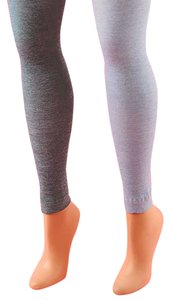 Med. gray and Light gray Leggings