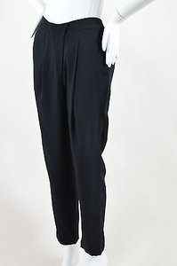 A.L.C. Crepe Pleated Slouchy Pants