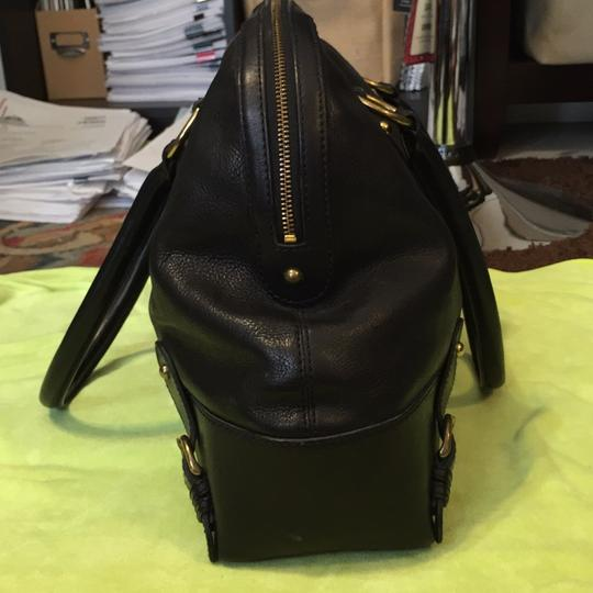 Banana Republic Satchel in Black