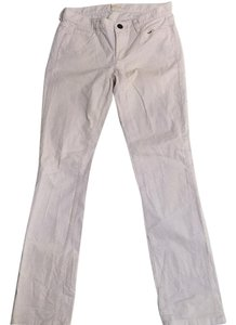 J.Crew Straight Pants Cream