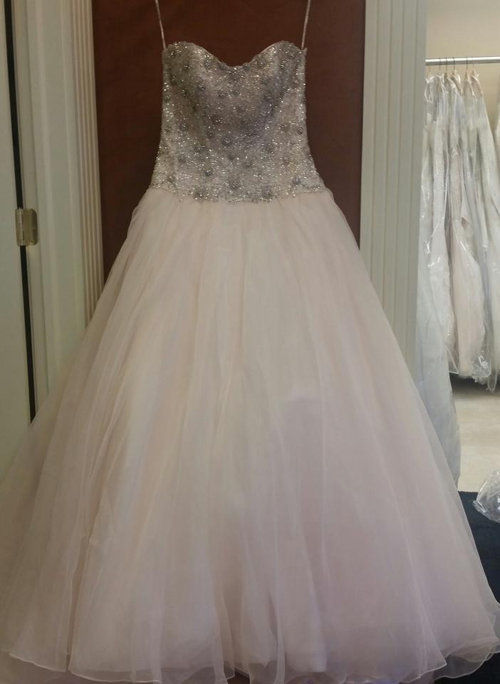 Maggie sottero lourdes wedding dress on sale 81 off for Best way to sell used wedding dress