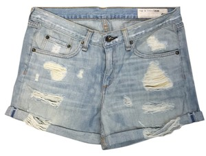 Rag & Bone Cuffed Shorts