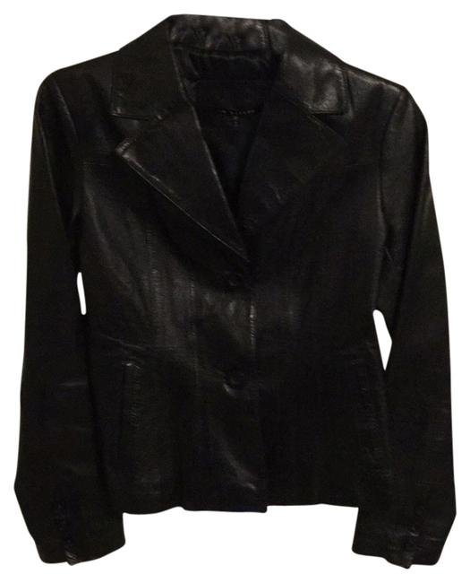 In Suede Leather Jacket Image 2