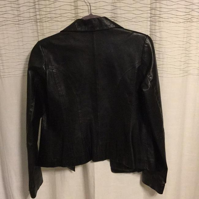 In Suede Leather Jacket Image 5