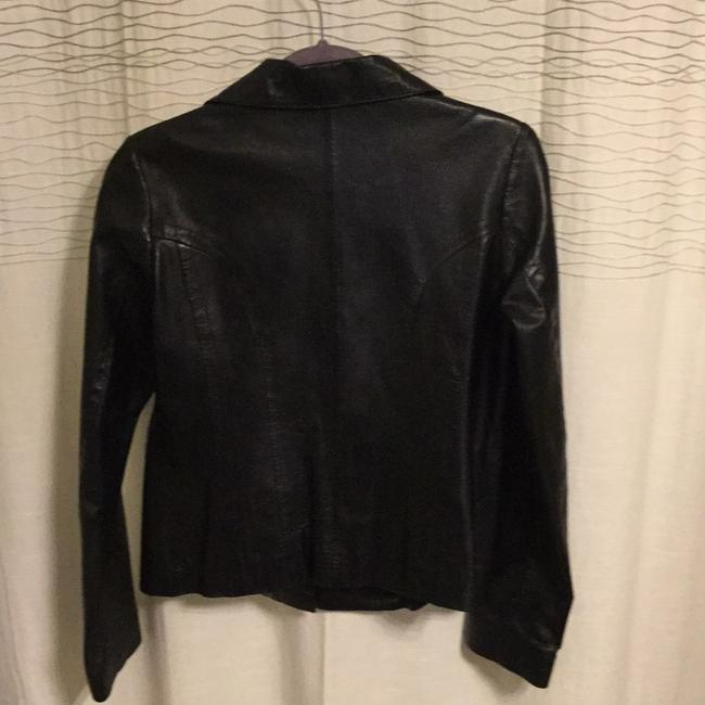 In Suede Leather Jacket Image 6