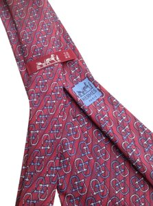 Hermes Authentic Hermes Men's Tie (NEW)