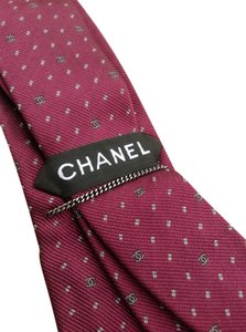 Chanel Authentic Chanel Men's Tie