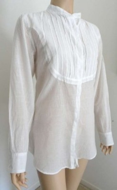 See by Chloé Button Down Shirt White