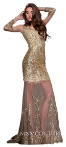 MNM Couture Ball Gown Gown Evening Dress