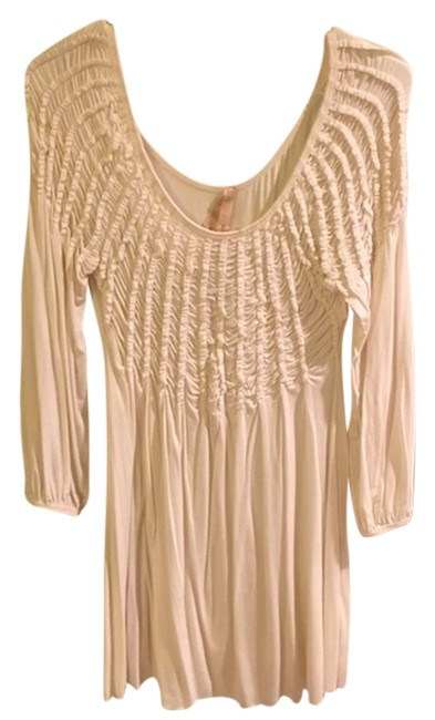 Preload https://item5.tradesy.com/images/bailey-44-creamivory-flowy-textured-blouse-size-12-l-13251574-0-1.jpg?width=400&height=650