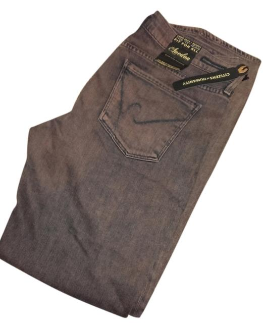 Item - Cherry Distressed Avedon Skinny Jeans Size 33 (10, M)