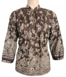 Autograph Top Brown