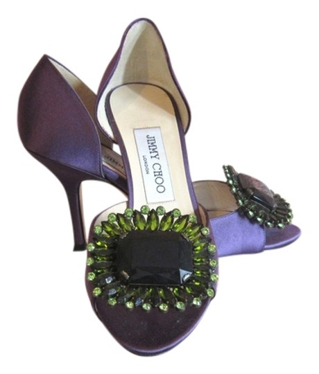 Preload https://img-static.tradesy.com/item/13252831/jimmy-choo-purple-huge-swarovski-crystal-jewel-satin-peep-toe-pumps-by-formal-shoes-size-us-5-regula-0-1-540-540.jpg