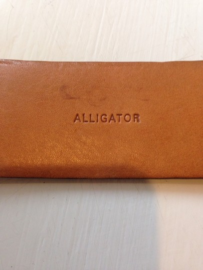 Ralph Lauren RL Alligator Belt
