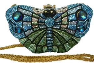 Kathrine Baumann Blue/Multi Clutch