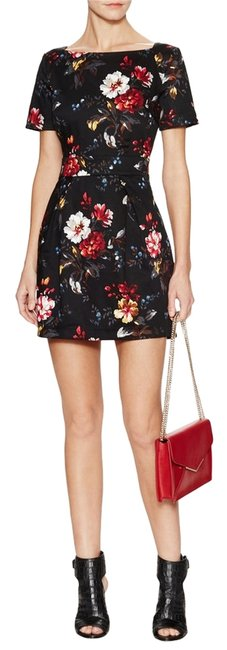 Preload https://item4.tradesy.com/images/french-connection-black-multi-cotton-polka-spray-paintcheck-mini-cocktail-dress-size-2-xs-13253083-0-1.jpg?width=400&height=650