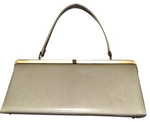 1950's Theodor Of California Satchel in Gray