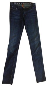 Earnest Sewn Skinny Jeans-Distressed
