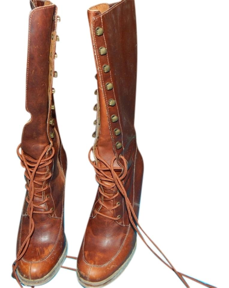 lady Boots/Booties Penny Loves Kenny Tan Boots/Booties lady Modern and elegant fashion d3555d