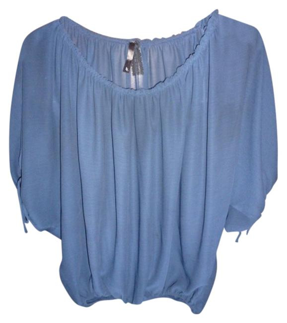 Preload https://item3.tradesy.com/images/lyllian-lee-blue-blouse-size-14-l-1325582-0-0.jpg?width=400&height=650