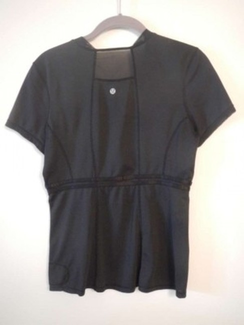 Lululemon T Shirt Black