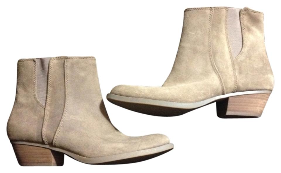 Nine West Taupe Vintage American Collection Boots/Booties Boots/Booties Boots/Booties 9ba7a1