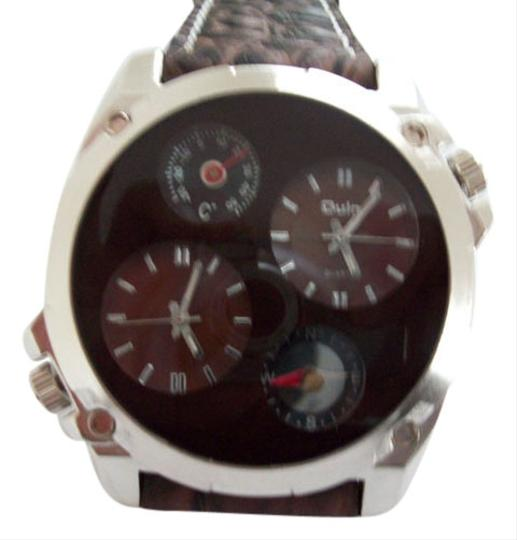 Preload https://item3.tradesy.com/images/elite-round-analog-dress-military-army-watch-two-time-zones-compass-and-thermometer-1326262-0-0.jpg?width=440&height=440