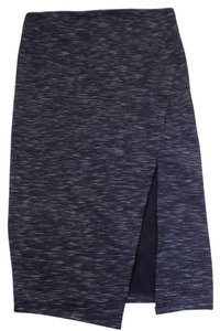 Romeo & Juliet Couture Skirt Black gray