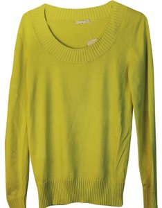 Active Basic Yellow Forever 21 Sweater