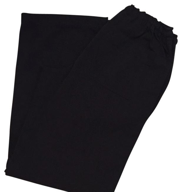 Preload https://img-static.tradesy.com/item/13264039/jcrew-black-loungebeach-drawstring-pant-cover-upsarong-size-2-xs-0-1-650-650.jpg