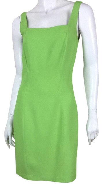 Luca Luca short dress Designer Couture Green Green on Tradesy