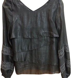 Addison Top Dark gray
