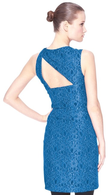 Preload https://item4.tradesy.com/images/andrew-marc-new-york-by-asymmetrical-neck-lace-sheath-teal-knee-length-cocktail-dress-size-8-m-13269223-0-1.jpg?width=400&height=650