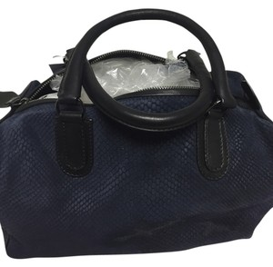 Surface To Air Satchel in Navy/Black